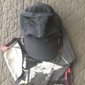 EUC Hind gray adjustable hat